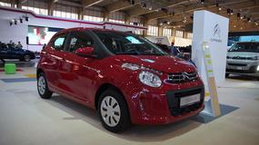 Citroën podczas Poznań Motor Show