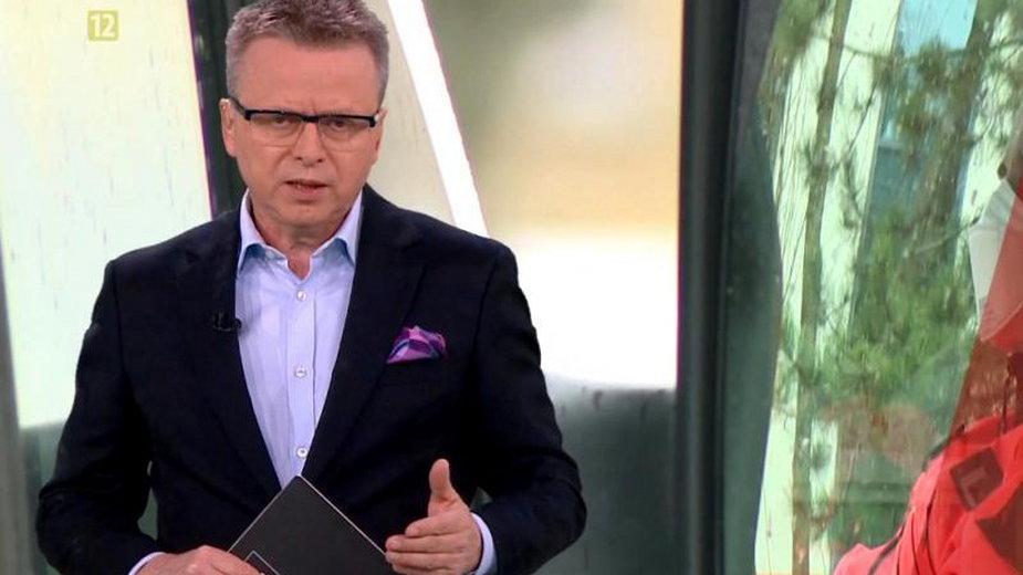 Mirosław Rogalski (fot. TVP)