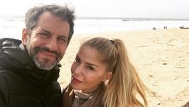 Ewa Szabatin zabrała męża na wakacje. Dokąd? To bardzo popularny kierunek