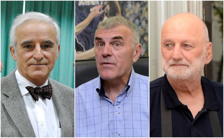 Simjanović, Petković i Kovačević