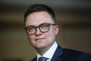 Hołownia: Nie powinno się upolityczniać Rady Muzeum Oświęcimskiego