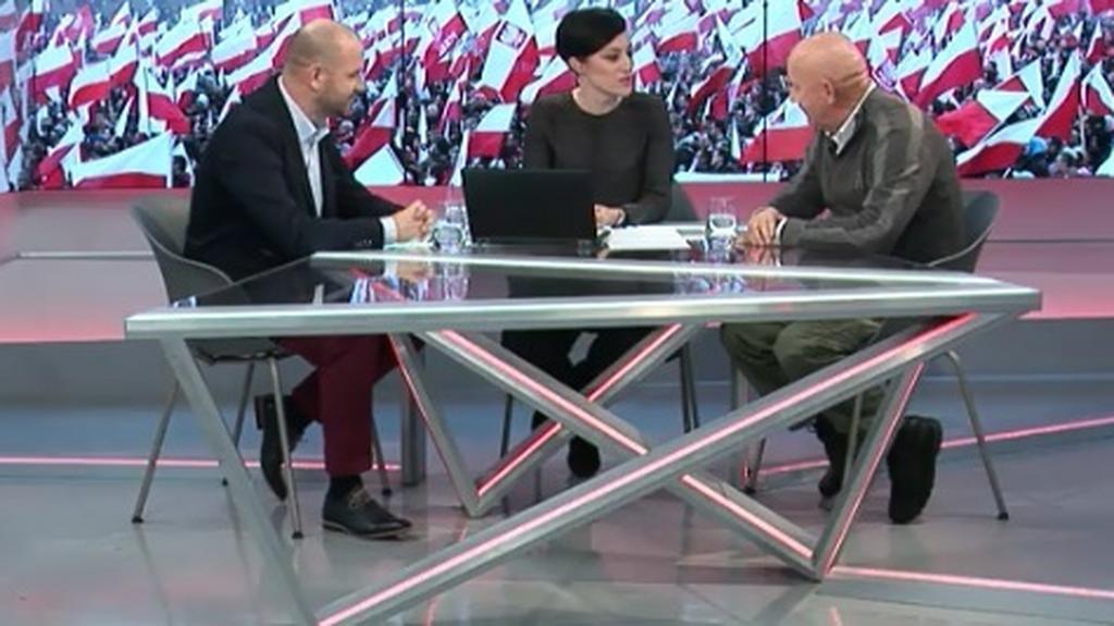 Temat wart uwagi: 11 listopada Tomasz Kozłowski, Jerzy Dziewulski