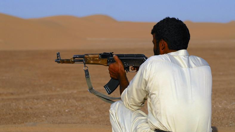 ISIS przejmuje kolejne państwo