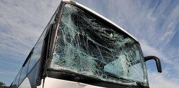 Wypadek autokaru z rosyjskimi turystami. Jest wielu rannych