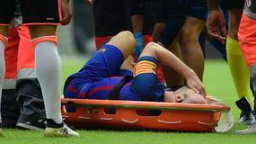 Andres Iniesta: mogło być znacznie gorzej