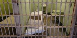 Tajemnicza śmierć w celi. Mają film z monitoringu