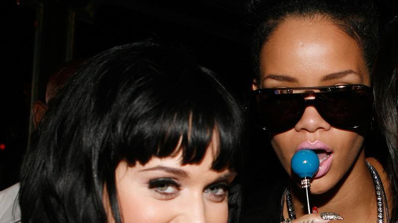 Katy Perry i Rihanna