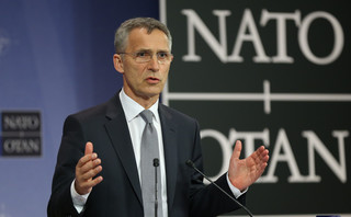 Stoltenberg: Szczyt NATO zdecyduje, kto wyśle wojska na wschodnią flankę [WIDEO]