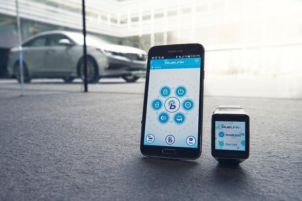Aplikacje do zdalnego zarządzania samochodem stają się coraz popularniejsze. To świetny przykład zdalnej kontroli wybranych funkcji samochodu