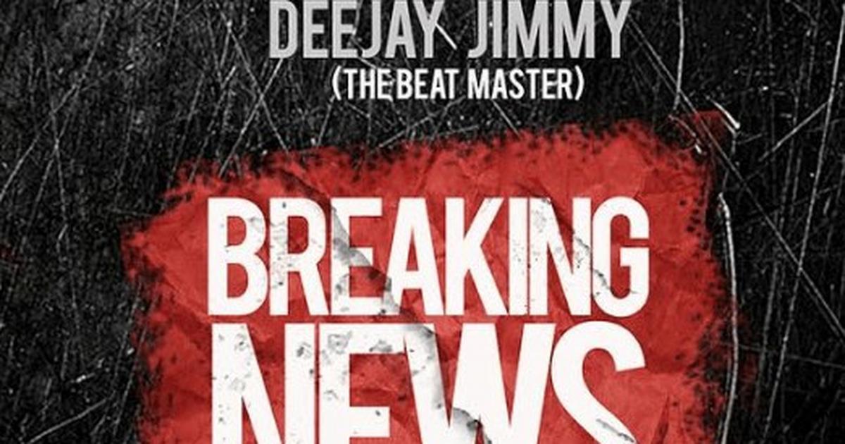 New Mixtape DJ Jimmy –