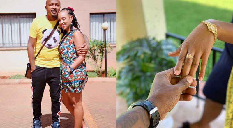 DJ Crème De La Crème finally proposes to the mother his Kids after 14 years
