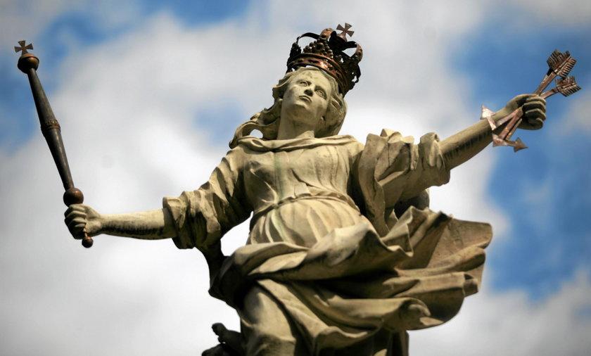 Ukradli koronę Matki Boskiej w Krakowie