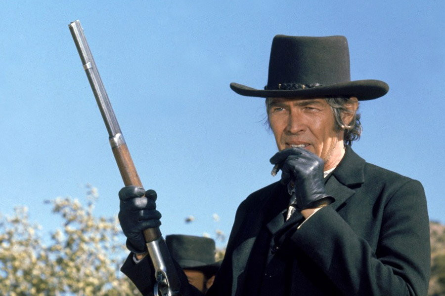 """Pat Garrett i Billy Kid"", reż. Sam Peckinpah, 1973 r."