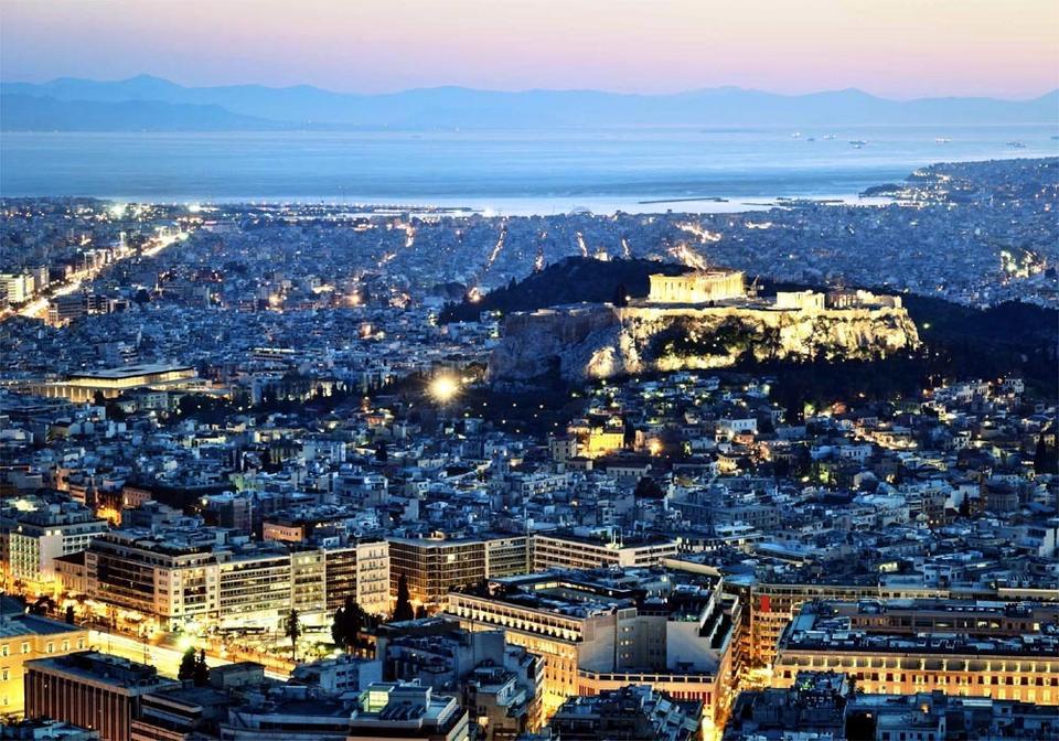 8. Ateny