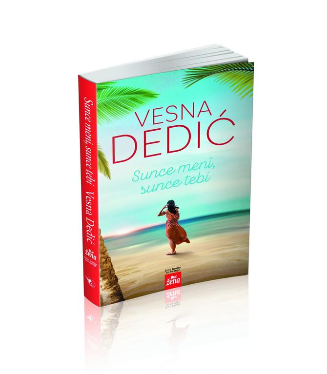 Hit knjiga Vesne Dedić sa intrigantnim temama