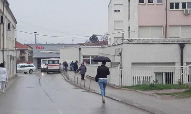 Opšta bolnica u Leskovcu