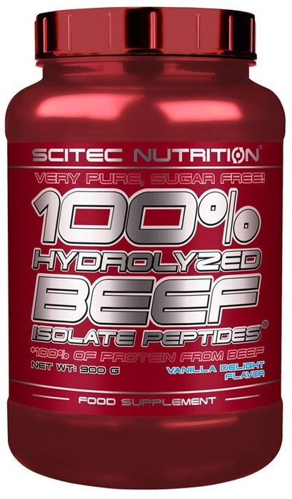 Scitec Hydrolyzed Beef Isolate Peptides - 900g