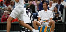 Rosjanie wściekli po zwycięstwie Hurkacza na Wimbledonie. Obwiniają... pogodę