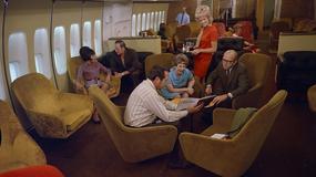 Tak się latało pierwszą klasą w latach 70.!