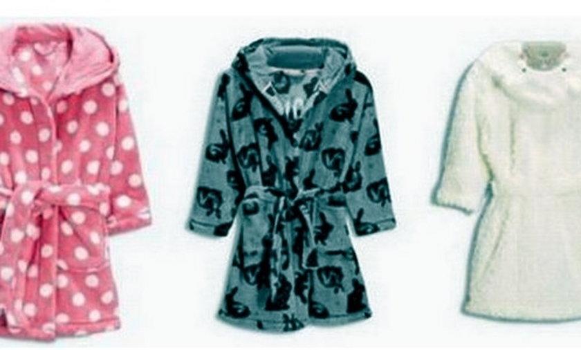 Popularna marka sprzedawała ubranka groźne dla dzieci