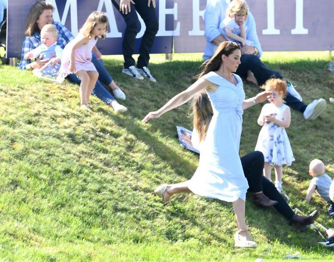Kejt Midlton samo sedam nedelja posle porođaja izgleda fenomenalno