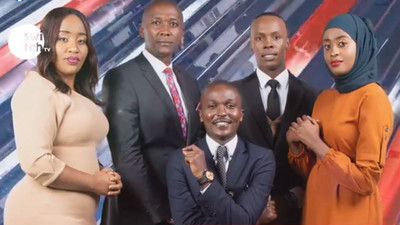 Switch TV introduces new team days after its top presenters were poached by K24