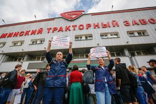 Rosja: Kreml wyraził przekonanie, że problemy na Białorusi będą uregulowane