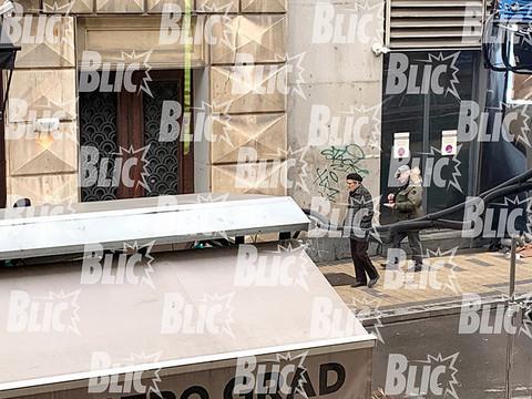 Nove fotografije sa seta: Ovako izgleda dubler Džonija Depa!
