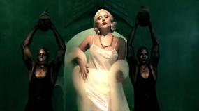 Lady Gaga tańczy do piosenki Rammstein