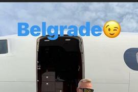 On je san MILIONA ŽENA i upravo je SLETEO U BEOGRAD: Evo šta će večeras raditi u Srbiji