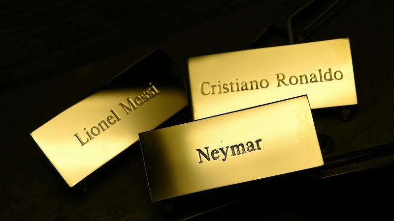 Nazwiska trzech kandydatów do Złotej Piłki FIFA