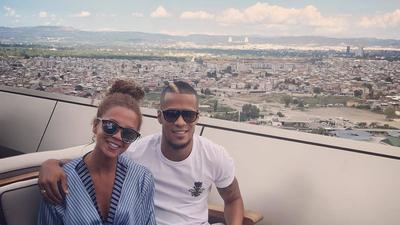 How Nigerian footballers celebrated their mums and partners on Mother's Day