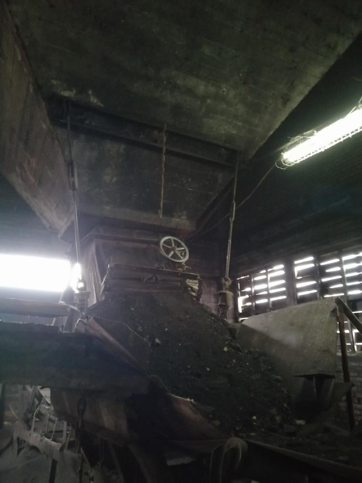 Mesto gde su izvukli rudara koji je poginuo u rudniku Bogovina u Boljevcu