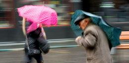 Załamanie pogody! Nad Polską przejdą ulewy