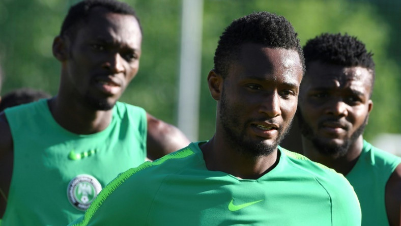 Nigeria's midfielder John Obi Mikel confirms he is available for the African Cup of Nations
