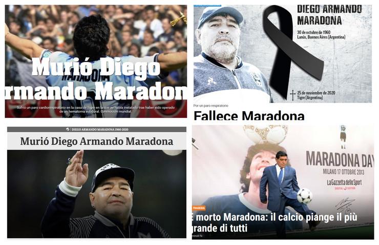 Maradona kombo