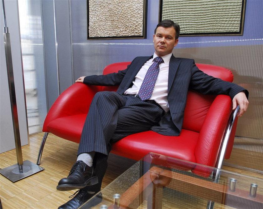 Braciak wstydzi się udziału w serialu TVN