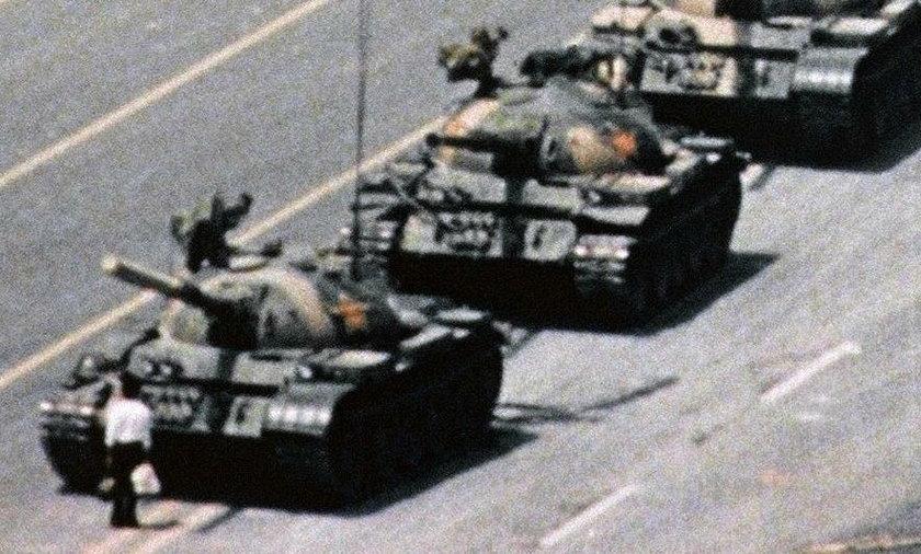 Ujawniono liczbę ofiar na placu Tiananmen