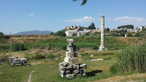 Ostaci Artemidinog hrama