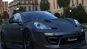 Porsche Panamera w nowej szacie