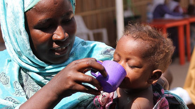 Sénégal : Plus de 4000 enfants touchés par la malnutrition, selon le Pam