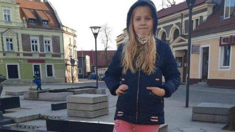 Zaginiona 8-latka