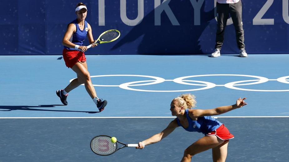 Barbora Krejcikova i Katerina Siniakova
