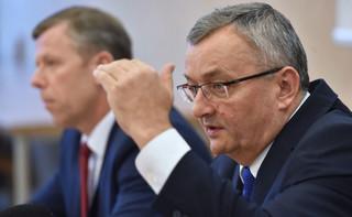 Adamczyk: Jest decyzja środowiskowa na pierwszą część - obwodnica Warszawy gotowa najpóźniej za 5 lat