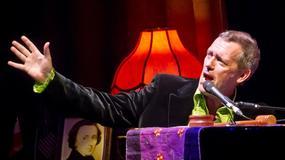 Hugh Laurie w Szczecinie. Pula biletów wyprzedana w 45 minut