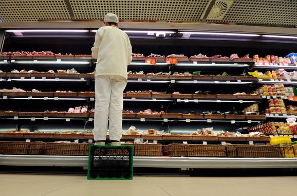 Domaćinstva u EU 2018. godine potrošila 1.047 milijardi evra na hranu i bezalkoholna pića