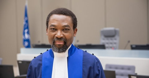 Chile Eboe-Osuji is approaching the end of his first term as President of the International Criminal Court (ICC) [UVic]