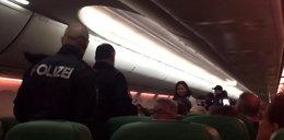Samolot musiał awaryjnie lądować, bo pasażer puszczał bąki