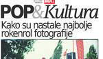 """Danas uz """"Blic"""" nova """"POP & Kultura"""" OTKRIVAMO KAKO SU NASTALE NAJBOLJE ROKENROL FOTOGRAFIJE"""