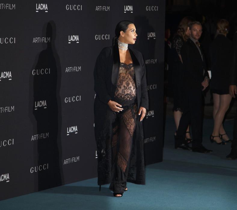 Kim Kardashian West na Los Angeles County Museum of Art (LACMA)